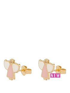 love-gold-9ct-yellow-gold-enamel-angel-studs-in-an-angel-gift-box
