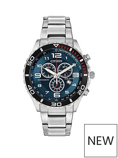 citizen-citizen-eco-drive-blue-dial-chronograph-stainless-steel-bracelet-mens-watch