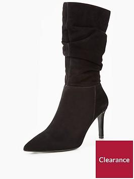 dune-london-reenie-dressy-ruched-calf-boot