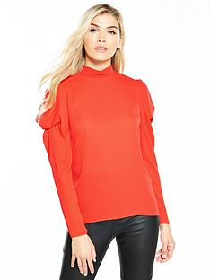 v-by-very-high-neck-blouse