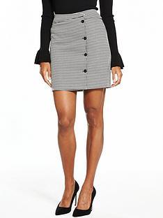 v-by-very-mini-check-skirt