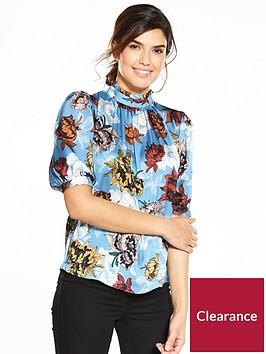 v-by-very-split-back-floral-print-blouse