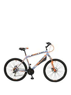 Boss Cycles Vortex Steel Mens Mountain Bike 18 inch Frame