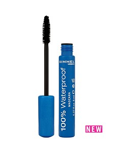 rimmel-100-waterproof-mascara-black