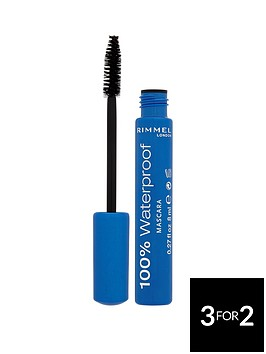 rimmel-rimmel-london-100-waterproof-mascara-brown-black-8ml