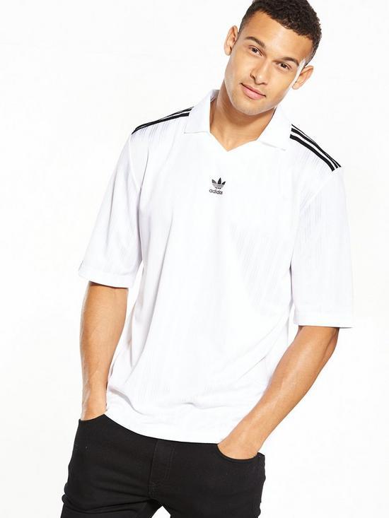 Adidas Originals Adicolor Football Jersey Very Co Uk