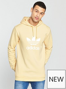 adidas-originals-trefoil-hoodienbsp--yellownbspnbsp
