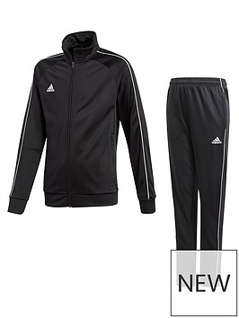 adidas-youth-core-training-tracksuit