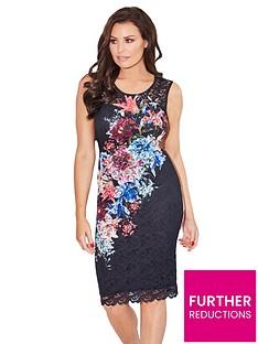 jessica-wright-jessica-wright-elsie-printed-lace-midi-dress
