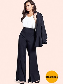 jessica-wright-tyra-wide-leg-split-tailored-trouser