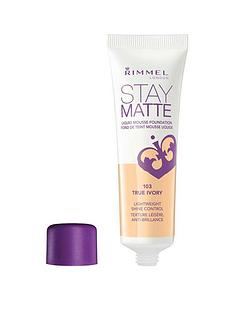 rimmel-stay-matte-foundation