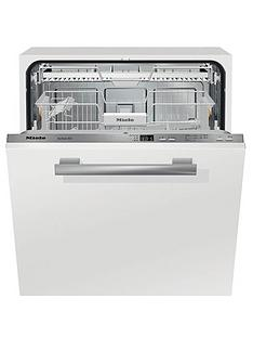 Miele G4263SCVi 13-Place Full Size Integrated Dishwasher - Clean Steel
