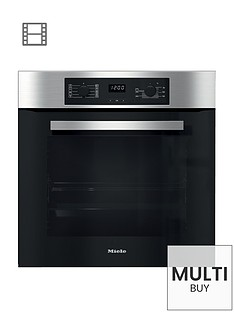 miele-h2265-bnbspbuilt-in-electric-single-oven-clean-steel