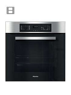 miele-h2265bnbspbuilt-in-electric-single-oven-clean-steel