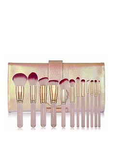 spectrum-spectrum-pearly-queen-12-piece-make-up-brush-set-roll