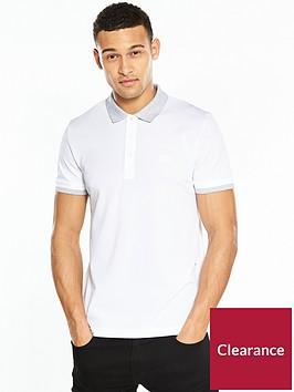 boss-contrast-collar-polo-shirt