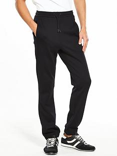 boss-green-leg-logo-sweat-pants