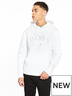 boss-green-large-logo-hoody