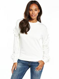 v-by-very-ruffled-sleeve-top