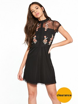 river-island-embroidered-dress