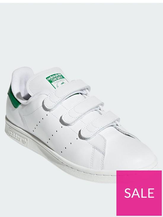 buy popular dbed4 77c1f adidas Originals Stan Smith CF - White