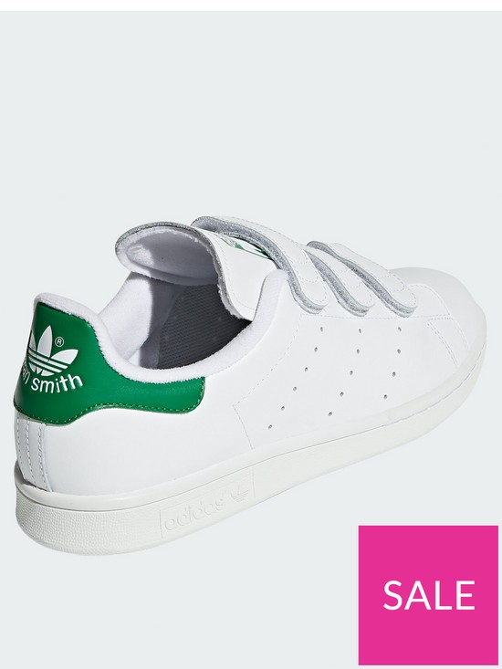 new styles 10f4e a04d5 Stan Smith CF - White