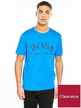 boss-green-arch-logo-t-shirt