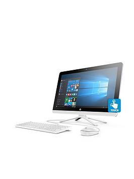 hp-22-b039nanbspintelregnbspcoretrade-i3-8gb-ram-1tb-hard-drive-215-inch-fhd-touchscreen-all-in-one-desktop-pc-white
