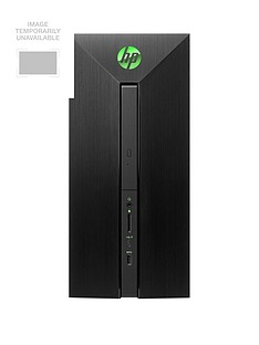 HP Pavilion Power 580-091na, Intel® Core™ i7, 8Gb RAM, 1Tb Hard Drive, Desktop PC Base Unit with GeForce GTX 1060 3Gb Graphics - Black