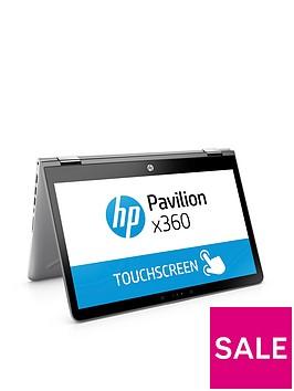 hp-pavilion-x360-14-ba016nanbspintelreg-coretrade-i3-8gb-ram-128gb-ssd-14-inch-full-hd-touchscreen-2-in-1-laptop-silver