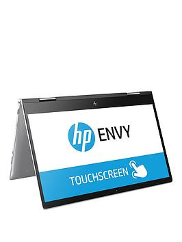 Image of Hp Envy X360 15-Bp006Na, Intel&Reg; Core&Trade; I5, 8Gb Ram, 256Gb Ssd, 15.6 Inch Full Hd Touchscreen 2-In-1 Laptop Geforce Gt 940Mx - Silver - Laptop Only