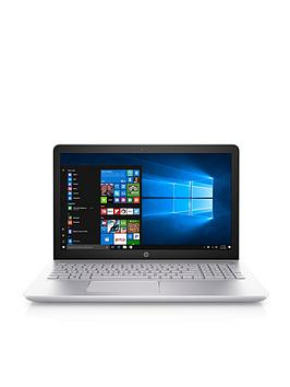 Image of Hp Pavilion 15-Cc037Na Intel&Reg; Core&Trade; I5, 8Gb Ram, 1Tb Hard Drive, 15.6 Inch Full Hd Laptop Geforce Gt 940Mx - Silver - Laptop Only
