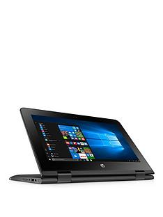 hp-stream-x360-11-aa002nanbspintelreg-celeronreg-2gb-ramnbsp32gbnbspstorage-116-inchnbsptouchscreen-2-in-1-laptop-black