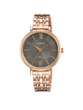 lorus-lorus-womens-rose-gold-plated-charcoal-dial-bracelet-watch