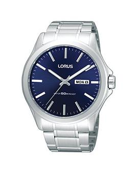 lorus-lorus-mens-blue-dial-dress-bracelet-watch