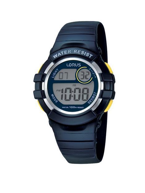 lorus-digital-blue-patent-pu-strap-kids-watch