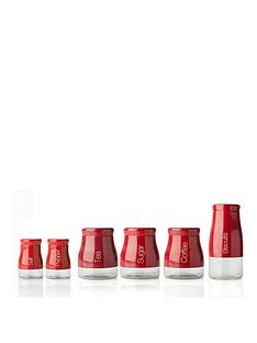 sabichi-kitchen-canister-6-piece-set-red