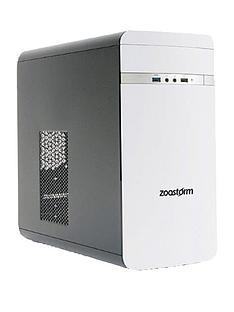 zoostorm-matx-lp-2210-intel-celeron-4gb-ram-500gb-hard-drive-desktop-pc-white