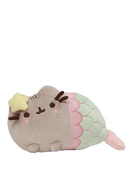 pusheen-mermaid-star-plush