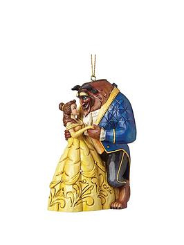 disney-beauty-and-the-beast-traditions-beauty-amp-the-beast-hanging-christmas-tree-decoration