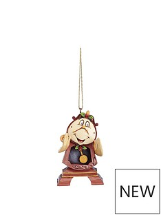 disney-beauty-and-the-beast-cogsworth-hanging-christmas-tree-decoration