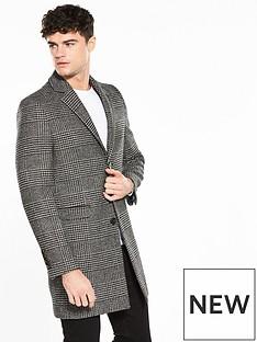 river-island-fine-check-overcoat