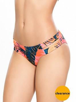 river-island-river-island-printed-low-rise-bikini-brief