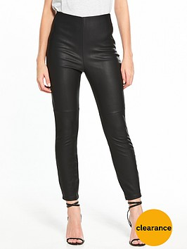 river-island-pu-high-rise-trousers