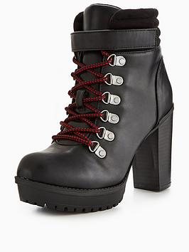 v-by-very-reign-cleated-sole-lace-up-ankle-boot-black