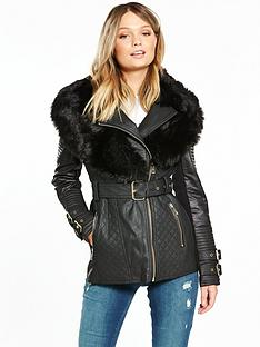 river-island-belted-biker-jacket