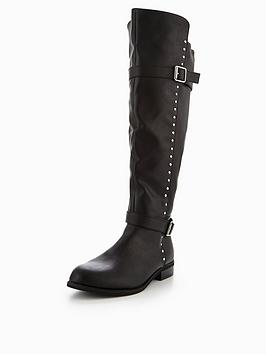 v-by-very-shallow-studded-flat-over-the-knee-boot-black