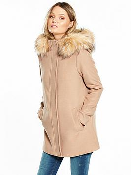 River Island Duffle Coat | very.co.uk
