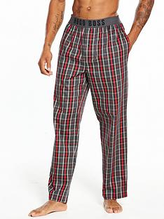 hugo-boss-check-woven-loungepant
