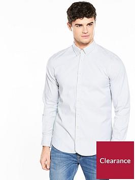 boss-longnbspsleeve-stripe-shirt